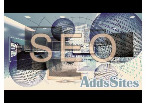 SEO - каталог сайтов «AddsSites»