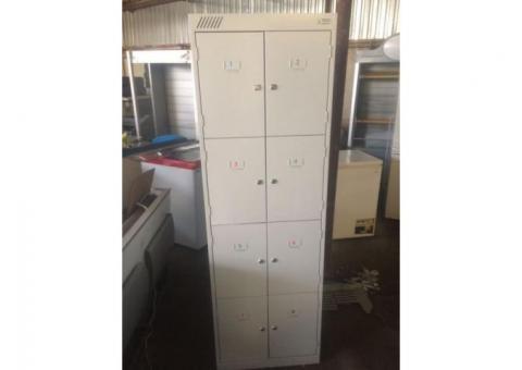 Шкаф металлический для хранения личных вещей