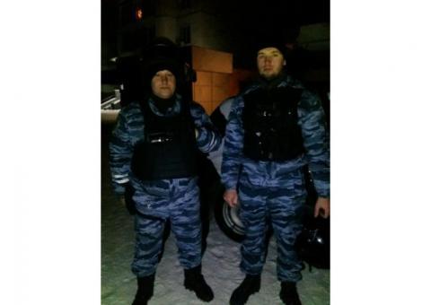 Услуги охраны Харьков
