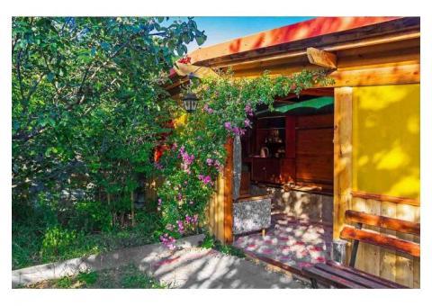 Гостевой дом Горная Антавия Алушта Крым