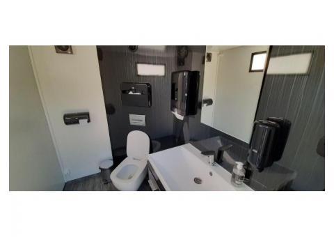 Сдам в аренду мобильные туалетные модули.