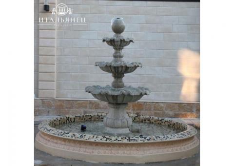 Продаем красивые фонтаны в Москве от производителя